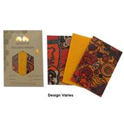 Queen B - Beeswax Wrap Set Dreamtime Medium 3pce
