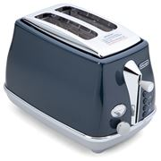 DeLonghi - Icona Capitals Two Slice Toaster CTOC2003 L. Blue