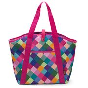 Sachi - Insulated Cooler Bag Harlequin