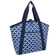 Sachi - Insulated Cooler Bag Moroccan Navy