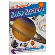 Book - DK Findout Solar System