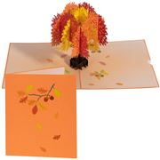 Colorpop - Oak Tree Greeting Card