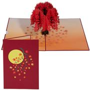 Colorpop - Japanese Maple Greeting Card