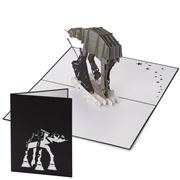 Colorpop - Star Wars AT AT Imperial Walker Greeting Card