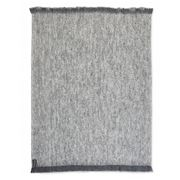 St Albans - Alpaca Knee Rug Granite