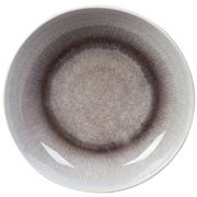 Vilamoura - Magnolia Reactive Round Flared Bowl 23x5cm