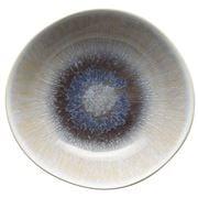 Vilamoura - Magnolia Reactive Round Bowl 17x5cm