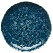 Vilamoura - Coupe Plate Goa Blu 27cm