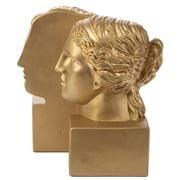 Sophia - Venus Bookend Set Gold 2pce