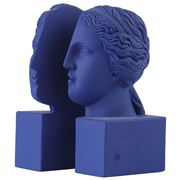 Sophia - Venus Bookend Set Klein Blue 2pce