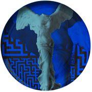Sophia - Wall Decor Plate Nike Maze 30cm