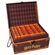 Collectors Library - Harry Potter Griffindor Set 8pce