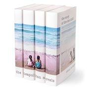 Juniper Books - Elena Ferrante Neapolitan Novels Set 4pce