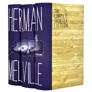 Juniper Books - Herman Melville Set 3pce