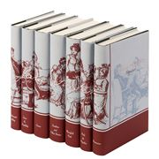 Juniper Books - Jane Austen Signature Set 7pce