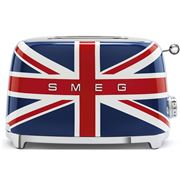 Smeg - Union Jack Two-Slice Toaster TSF01