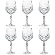 RCR Crystal - Alkemist Cocktail Goblet Set 6pce