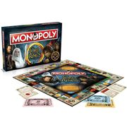 Games - Lord Of The Rings Monopoly Trilogy Edition