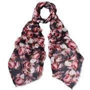 DLUX - Roses Digi Print Modal/Cashmere Scarf Blush