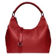 Lipault - Lady Plume Hobo Bag Ruby Small