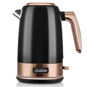 Sunbeam - New York Collection Jug Kettle KE4430 Black/Bronze