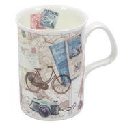 Roy Kirkham - Pastimes Collection Lancaster Mug Stamps