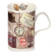 Roy Kirkham - Pastimes Lancaster Mug Globe