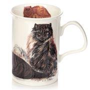 Roy Kirkham - Cats Galore Lancaster Mug Persian