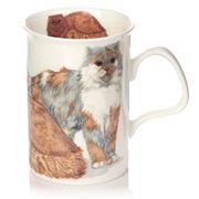 Roy Kirkham - Cats Galore Lancaster Mug Tortoiseshell