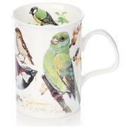 Roy Kirkham - Garden Birds Lancaster Mug Green Finch