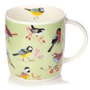 Roy Kirkham - Birdsong Sophie Mug Green