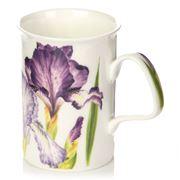 Roy Kirkham - Iris Lancaster Mug Purple