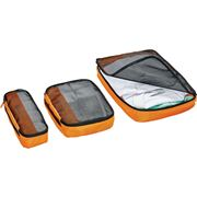 Go Travel - Packing Cubes Triple Pack