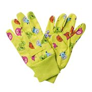 Briers - Kids Jungle Cotton Grip Gloves Medium