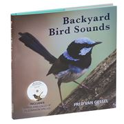 Book - Backyard Bird Sounds With CD