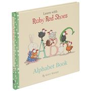 Book - Learn With Ruby Red Shoes Alphabet Book