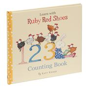 Book - Learn With Ruby Red Shoes Counting Book