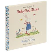 Book - The World Of Ruby Red Shoes A Book About Ruby's Day