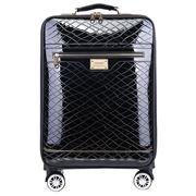 Serenade Leather - Tokyo Wheelaboard Case Black