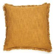 Cloth & Co - Khadi  Ginger Cushion
