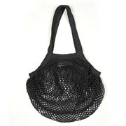Cloth & Co - Artisans Of Fashion Cotton String Bag Black