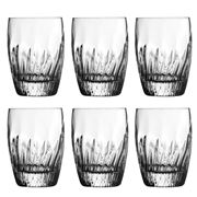 Luigi Bormioli - Incanto Double Old Fashioned Set 6pce
