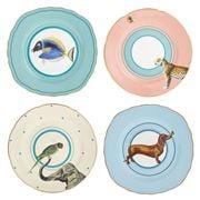 Yvonne Ellen - Cake Plate Set 4pce