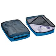 Go Travel - Packing Cubes Twin Pack 2pce