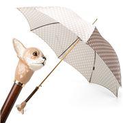 Pasotti - Umbrella Polka Dot Chihuahua Beige