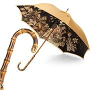 Pasotti - Umbrella Double Cloth Summer Bamboo Handle