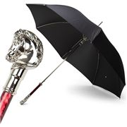 Pasotti - Umbrella Horse Silver Black