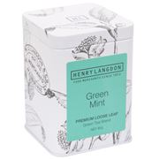 Henry Langdon - Green Mint Premium Loose Leaf Tea 95g
