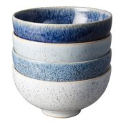 Denby - Studio Blue Rice Bowl Set 4pce