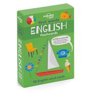 Lonely Planet - First Words English Flashcards 50pk